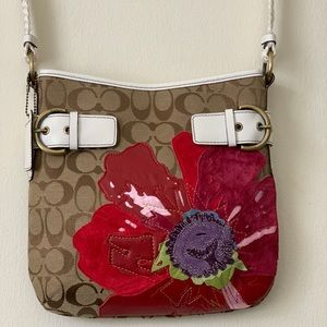 Coach Poppy Purse Handbag